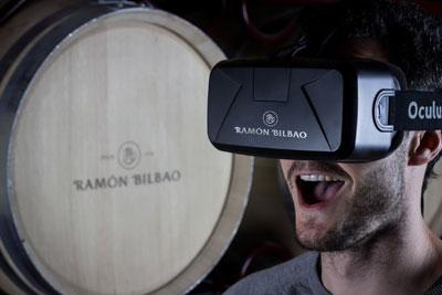 Tecnovino Bodegas Ramon Bibao Realidad Virtual