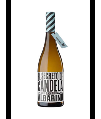 Tecnovino El Secreto de Candela albarino Bolboreta Wines