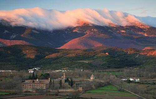 Tecnovino Garnachas al Mundo Monasterio de Veruela