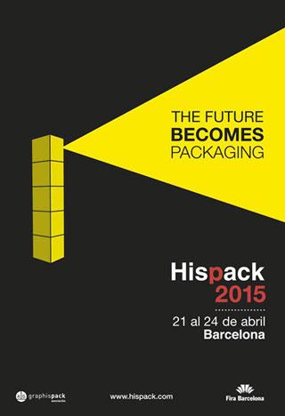 Tecnovino Hispack 2015 Fira de Barcelona 3