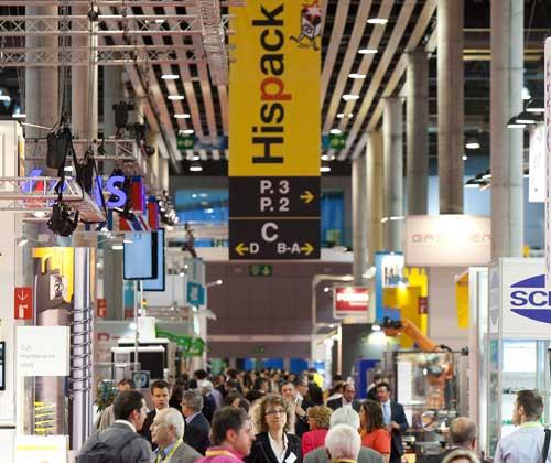 Tecnovino Hispack 2015 Fira de Barcelona
