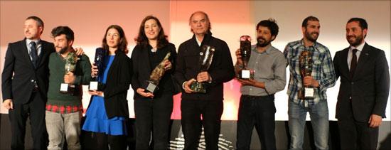 Tecnovino Premio Magnum 2015 Galicia