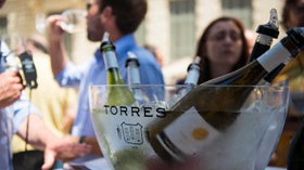 Más de 60 vinos y destilados de todo el mundo en la Torres Experience de Málaga