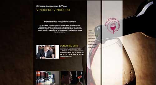 Tecnovino Vinduero Vindouro nueva web