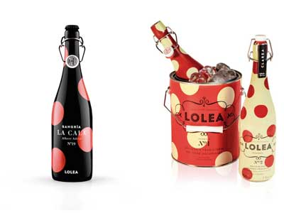 Tecnovino novedades sobre vino Gourmets 2015 Sangria Lolea