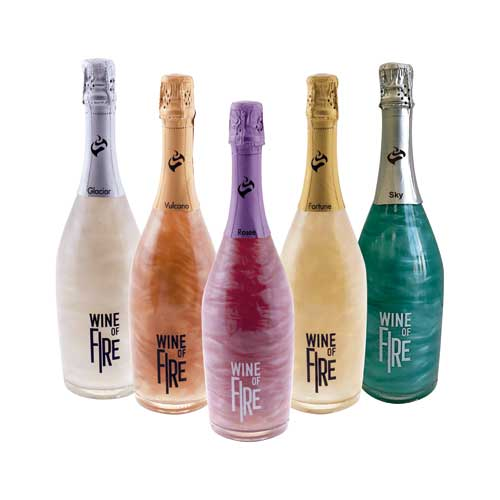 Tecnovino novedades sobre vino Gourmets 2015 Wine of Fire