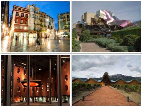 Tecnovino red de capitales y grandes vinedos Bilbao Rioja