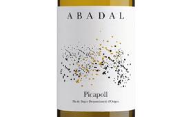 Tecnovino Abadal Picapoll 2014