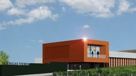 Arranca la construcción en Rueda de Bodegas Viore del Grupo Bodegas Riojanas