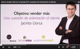 Tecnovino Jacinto Llorca video orientacion al cliente