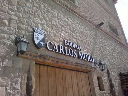 Tecnovino Bodega Carlos Moro Grupo Matarromera 1