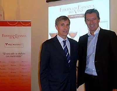 Tecnovino Christian Barre presidente FEV