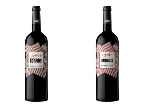Tecnovino Dominio de Bornos vinos