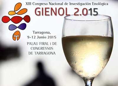 Tecnovino Gienol 2015 congreso enologia
