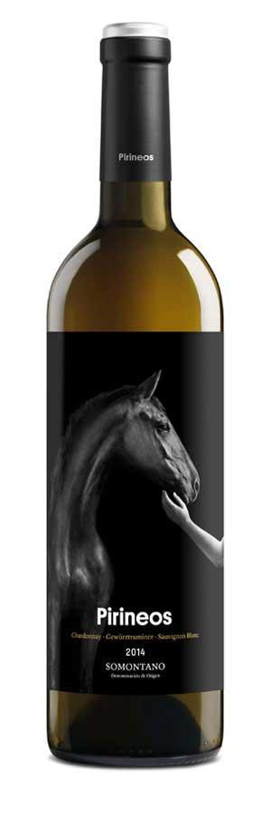 Tecnovino Grupo Barbadillo Bodega Pirineos vino blanco