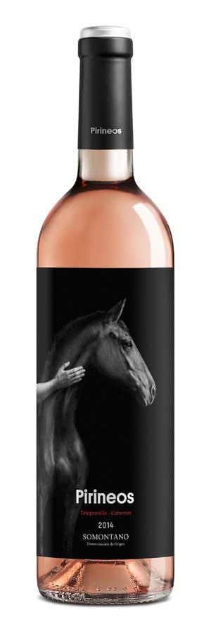 Tecnovino Grupo Barbadillo Bodega Pirineos vino rosado