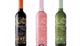 Milflores, tres vinos que evocan los aromas de las frutas y flores de Rioja Alavesa