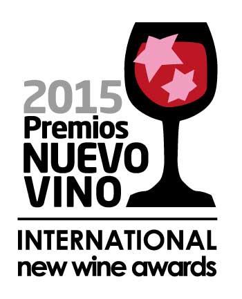 Tecnovino Nuevo Vino 2015 medallero