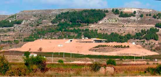 Tecnovino Yllera bodega Ribera del Duero 4
