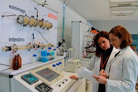 Tecnovino desechos de la uva nuevos productos Ainia 2