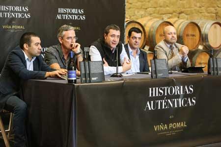 Tecnovino historias autenticas Vina Pomal Bodegas Bilbainas 3