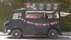 Así funcionan el street food  y el food truck aplicados al vino