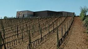 La nueva bodega de Altos de Rioja en Elvillar