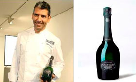 Tecnovino Grand Siecle by Laurent Perrier Paco Roncero