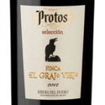 Protos Finca El Grajo Viejo 2012, un vino con una edición limitada de 9000 botellas