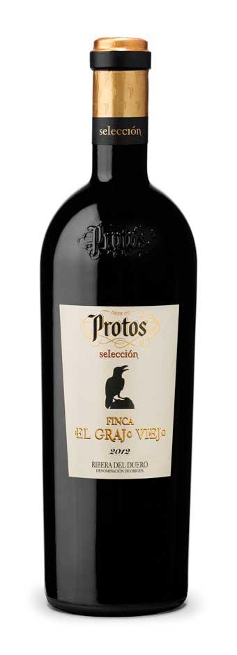 Tecnovino Protos Finca El Grajo Viejo 2012 Bodegas Protos