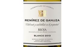 Remírez de Ganuza Blanco 2013, con fermentación y crianza en barrica