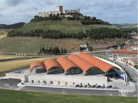 Tecnovino Ruta del Vino Ribera del Duero Bodegas Protos