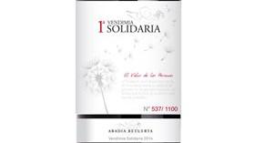 Vendimia Solidaria, el vino de Abadía Retuerta a favor de la integración social
