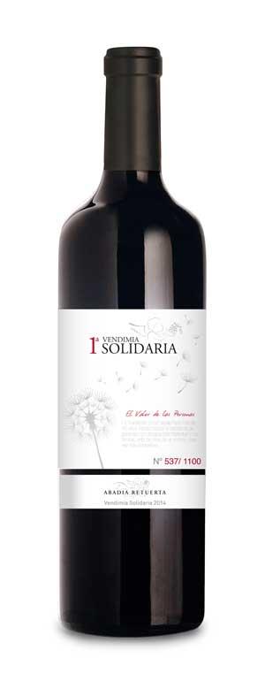 Tecnovino Vendimia Solidaria Abadia Retuerta vino