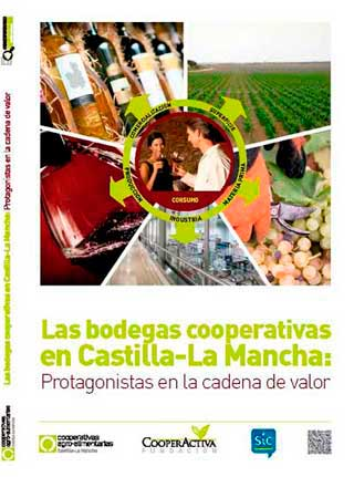 Tecnovino cooperativas de Castilla La Mancha estudio