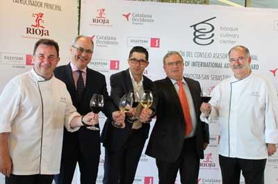 Tecnovino formacion universitaria de futuros chefs Rioja BCC 1
