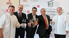 Los vinos de Rioja colaboran en la formación universitaria de futuros chefs