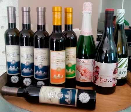 Tecnovino vinas mas viejas Bodegas Jorge Ordonez 3