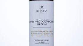 Harveys Very Old Palo Cortado, el Mejor Vino Fortificado en el premio IWC