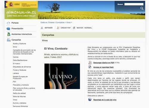 Tecnovino Magrama vino portal agroalimentario 1