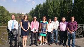 Miguel Ángel Gayubo es el nuevo presidente de la Ruta del Vino Ribera del Duero