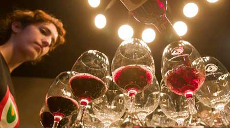 Tecnovino el Rioja y los 5 sentidos 2