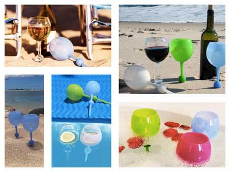 Tecnovino tomar vino exteriores The Beach Glass 1