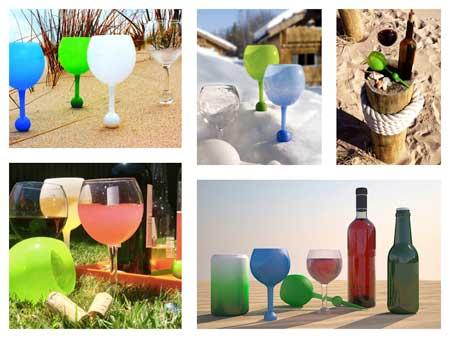 Tecnovino tomar vino exteriores The Beach Glass 2