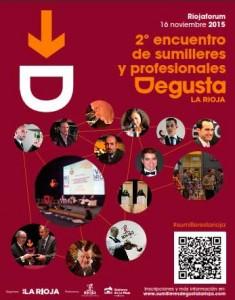Tecnovino Degusta La Rioja congreso sumilleres