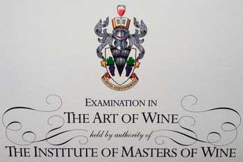 Tecnovino Instituto de Masters of Wine titulados