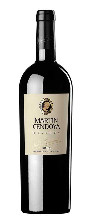 Tecnovino Martin Cendoya Reserva Eguren Ugarte