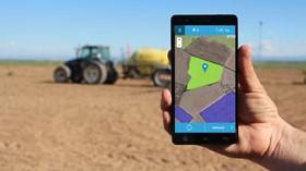 Mapas y geolocalización GPS en la nueva versión de la app de Agroptima