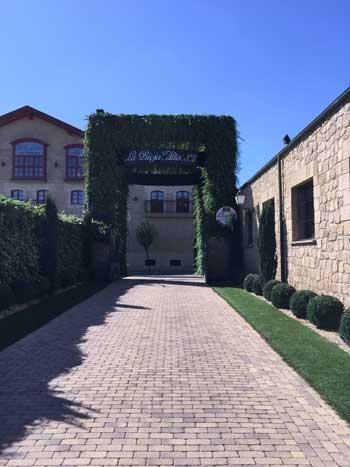 Tecnovino bodegas centenarias Cata Barrio La Rioja Alta 1
