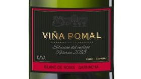 El primer cava blanc de noirs 100% Garnacha de La Rioja es de Viña Pomal
